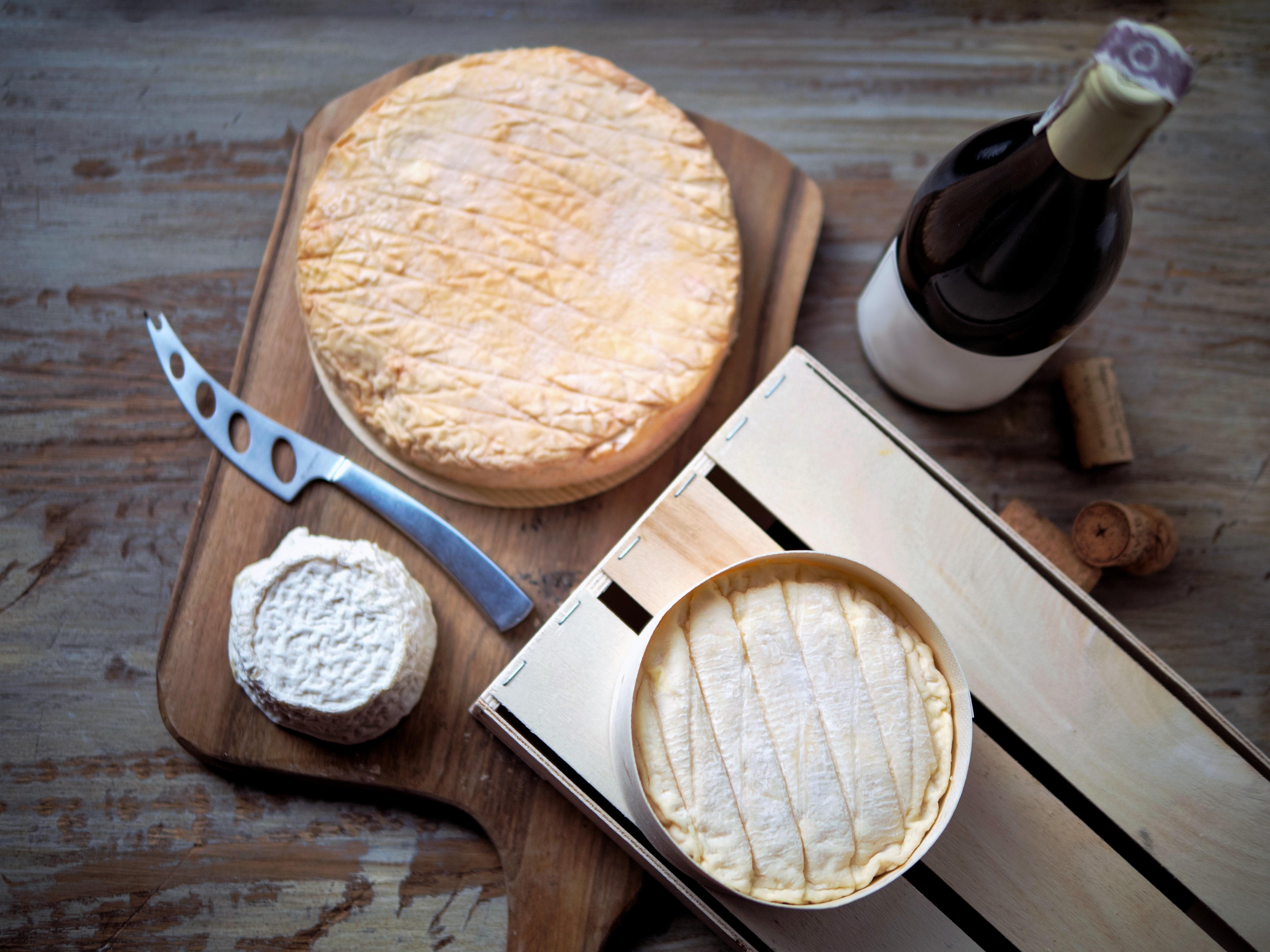 Franse Kaas voor Stokbrood